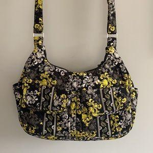 Vera Bradley large shoulder bag EUC Like New